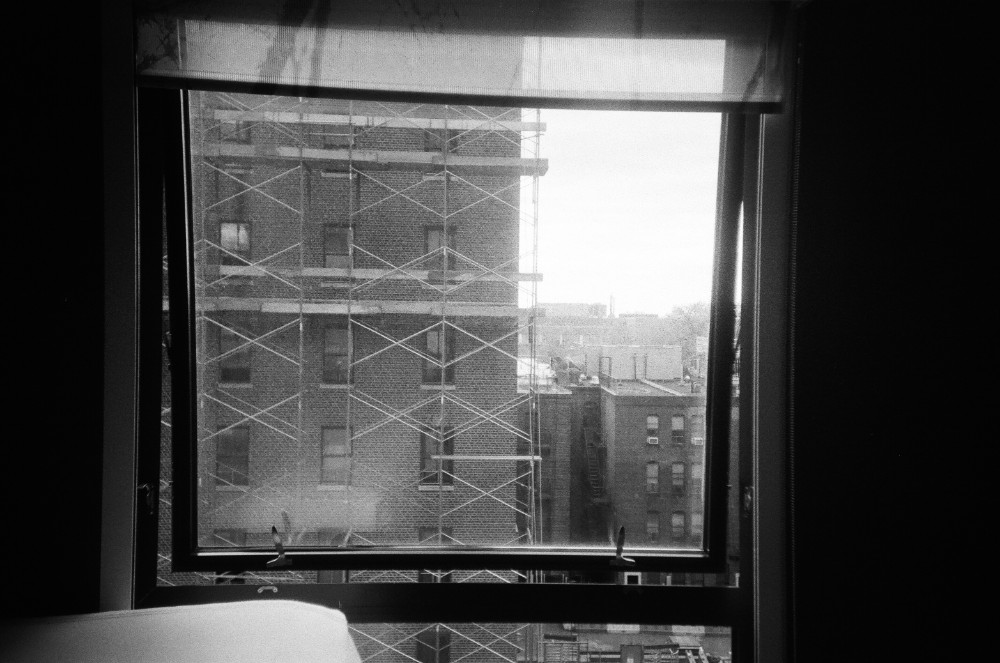 brooklyn hotel window